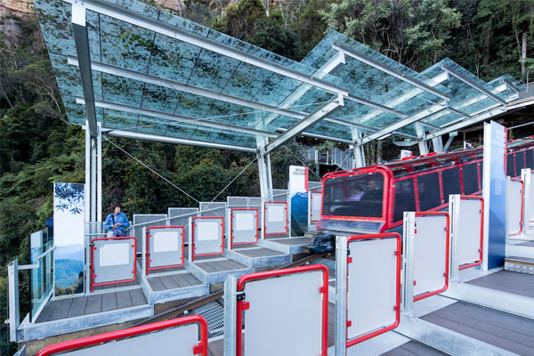 Scenic World Railway Upgrade